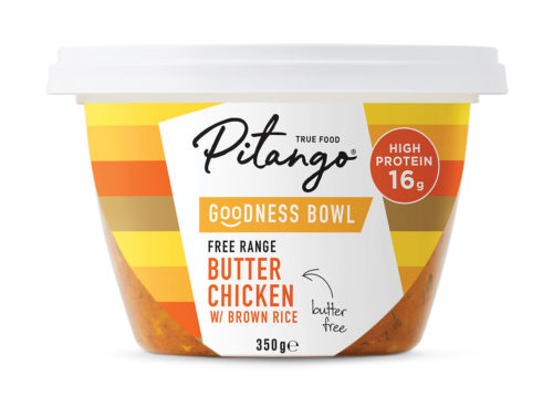 Butter Chicken W/ Brown Rice