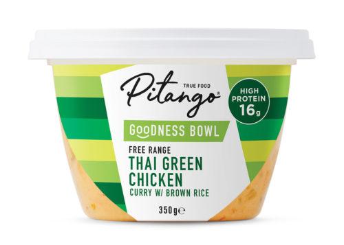Thai Green Chicken Curry W/ Brown Rice