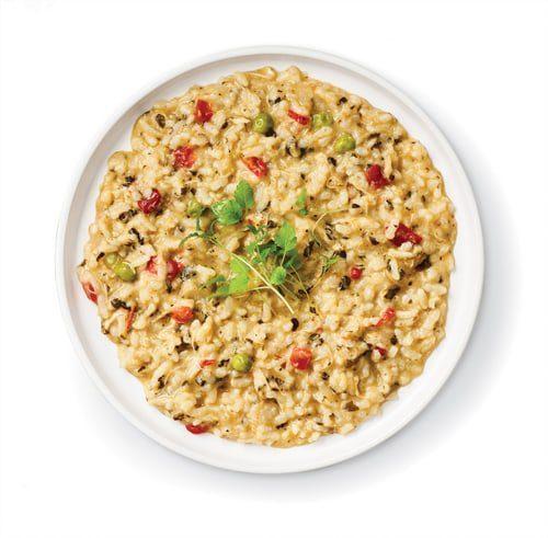 Chicken & Garlic Risotto